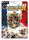 Cossacks II (French) cdv Software / GSC / Focus